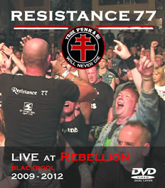 NEW DVD - Live at Rebellion